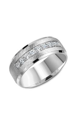 CJL One Love Wedding Band PL001W8D product image