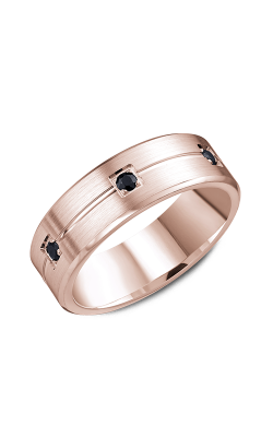 CJL One Love Wedding Band PL004R7BD product image