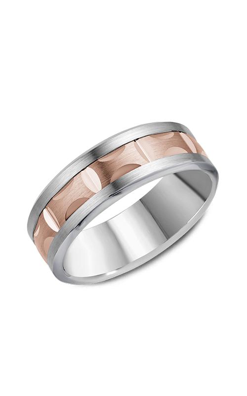 CJL One Love Wedding Band PL007RW75 product image