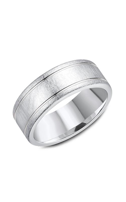 CJL One Love Wedding Band PL009W8 product image