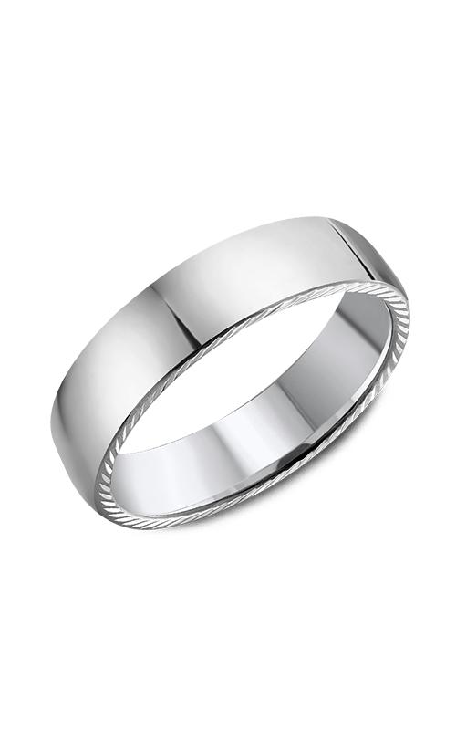 CJL One Love Wedding Band PL020W55 product image